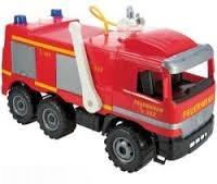 Actros Fire Brigarde with Stickers 02058