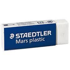 پاككن سفيد بزرگ STAEDTLER 52650 Mars Plastic
