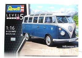 Volkswagen T1 Samba Bus 07009