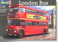 London Bus 1:24 07651
