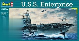 Model Set U.S.S Enterprise 65801