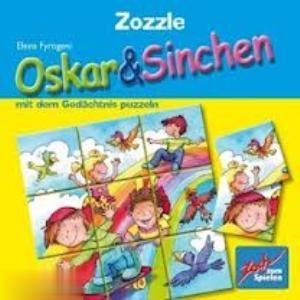 Zozzle Oskar & Sinchen 380