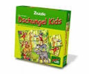 Zozzle Dschungel Kids 377