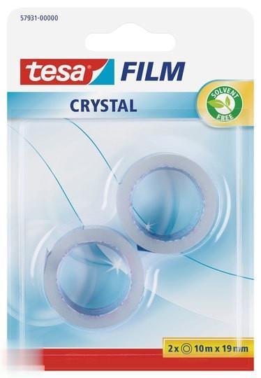 چسب نواري 2 عددي Tesa 57931 Film Crystal