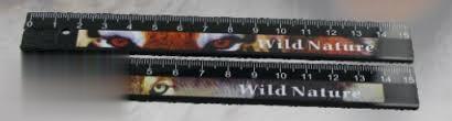 خطكش KUM 3510224 L1 Wild Nature 15cm