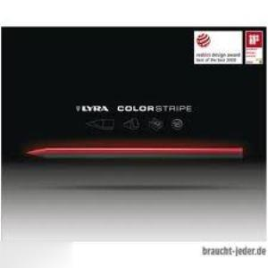 مدادرنگي 16 رنگ LYRA 21160 Colorstripe