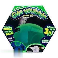 The Amazing Glo Wubble Green 72280