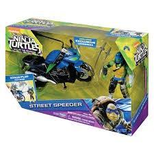 Teenage Mutant Ninga Turtles Street Speeder 89301