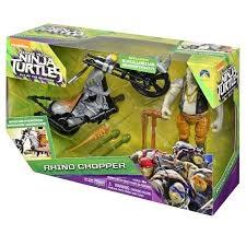 Teenage Mutant Ninga Turtles Rhino Chopper 89303