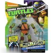 Teenage Mutant Ninga Turtles Mutations Leo 90381