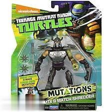 Teenage Mutant Ninga Turtles Mutations Shreoder 90386