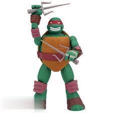 Teenage Mutant Ninga Turtles Head Droppin Raphael 90564