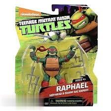 Teenage Mutant Ninga Turtles Raphael 90619
