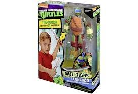 Teenage Mutant Ninga Turtles Mutations Leonardo 91471