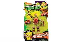 Teenage Mutant Ninga Turtles Hand to Hand Fighters 91644