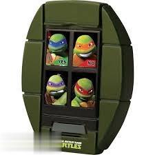 Teenage Mutant Ninga Turtles Interactive Turtle Comm 92091