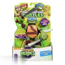 Teenage Mutant Ninga Turtles Talking Turtle Leo 96311