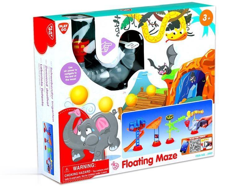 Floating Maze 2997