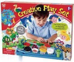 Creative Play Set 7200