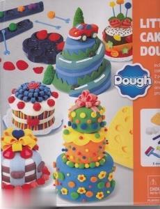 Little Cake Dough Set 8205