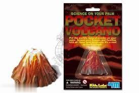 كيت آتشفشان جيبي Pocket Volcano 03218