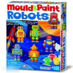 قالبگيري و نقاشي روبات 4653