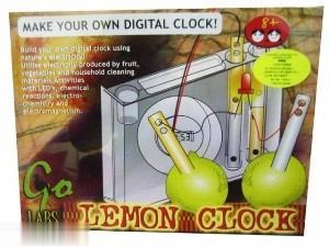 Lemon Clock 3020
