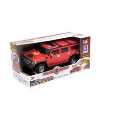Hummer H2 Red 85022