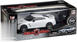Nissan GT R White 85072