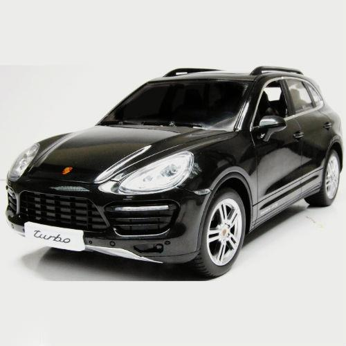 Porsche Cayenne Turbo Black 89151