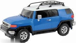 Toyota FJ Cruiser Blue 89531