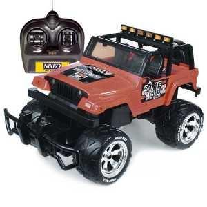Jeep Rubicon Monster 143903
