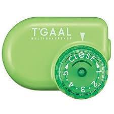 تراش تك سوراخ سبز STAD 017GR T GAAL