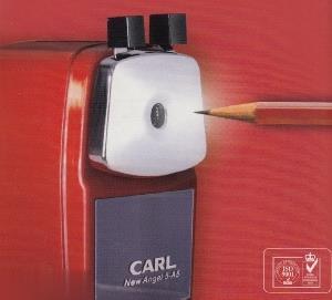 تراش روميزي قرمز CARL