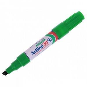 ماژيك نوك تخت سبز Artline 30 Mini