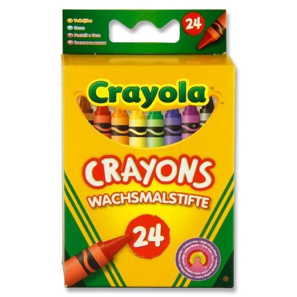 Ct 24 Crayola 0024