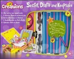 Secret Diary And Keepsake 7433CR