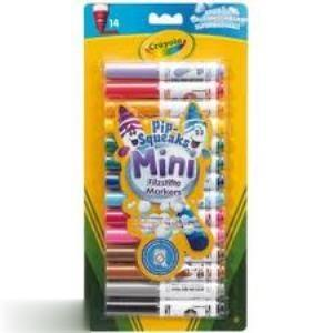 Ct 14 Pipsqueaks Mini Markers 8343