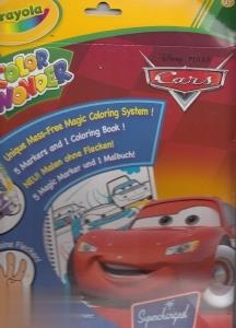 Colour Wonder - CARS u Markers