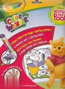 WTP Marker Colourin Book