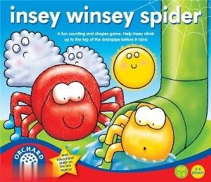 Insey Winsey Spider 031