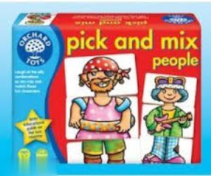 Pick and Mix People 008