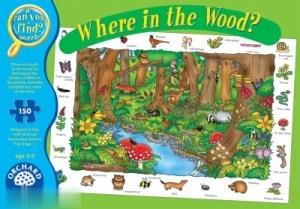 Where In The Wood 254