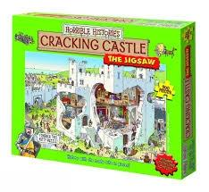 Cracking Castle The Jigsaw 300pcs LL21066