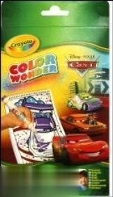 Mini Color Wonder Cars 10640
