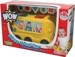Sidney school Bus 1010