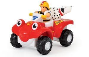 Fire Buggy Bertie New 110311