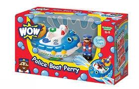 Police Boat Perry 10347