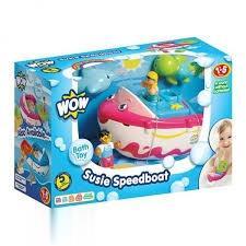 Susie Speedboat 10690