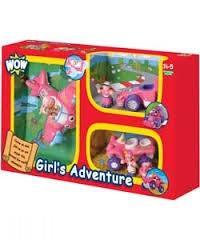 Girls Adventure 80024
